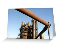 Gas Works Park, Seattle, Washington Greeting Card