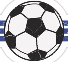 Football Classic - blue Sticker
