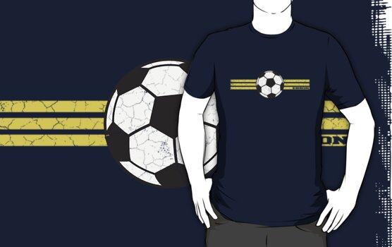 Football Classic - yel by EnsonClothing