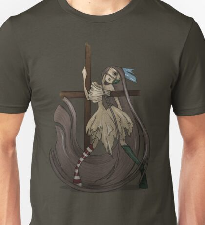 Ragged Unisex T-Shirt