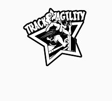 Track & Agility (Black/White) (Sticker version) Unisex T-Shirt