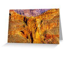 Eagle Rock - Grand Canyon Greeting Card
