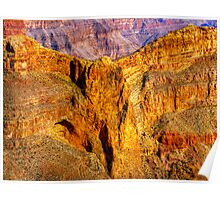 Eagle Rock - Grand Canyon Poster