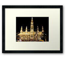 viennese festivities Framed Print