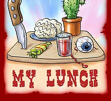 My Lunch by Konstantinas