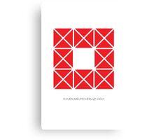 Design 5 Canvas Print