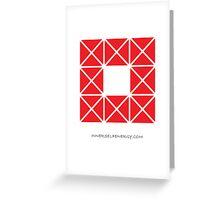 Design 5 Greeting Card