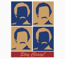 Stay Classy! by slexii