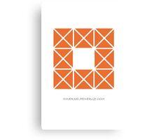 Design 6 Canvas Print