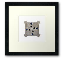 Aql (intellect) Framed Print