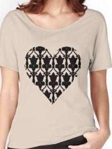 Sherlock Wallpaper Love Women's Relaxed Fit T-Shirt