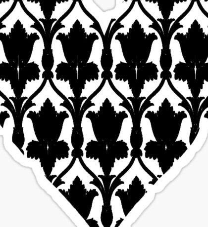 Sherlock Wallpaper Love Sticker