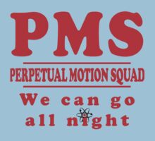 PMS - Perpetual Motion Squad by JohnLucke