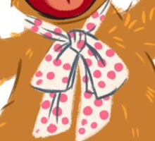 Septembear: Fozzie  Sticker