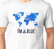 I'm blue secret world tshirt Unisex T-Shirt