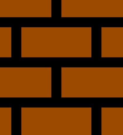 Mario Brick Block Sticker