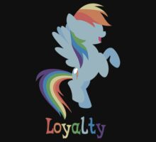Rainbow Dash - Loyalty  by Atlantahammy