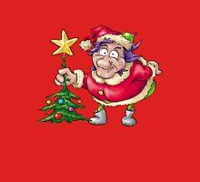 Strange Santa Claus Unisex T-Shirt