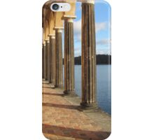 With a View to the Lake iPhone Case/Skin