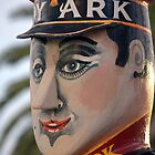 Captain of the Ark - Geelong Bollards by bekyimage