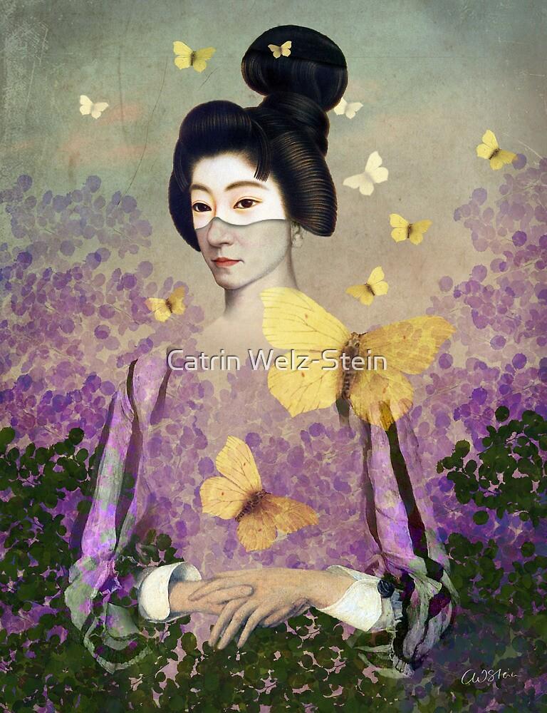 Madame Butterfly by Catrin Welz-Stein