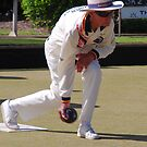 M.B.A. Bowler no. a075 by Graham Mewburn