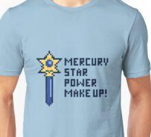 Mercury Star Power Make Up Unisex T-Shirt