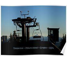 PostCard Extravaganza: Timberline Poster