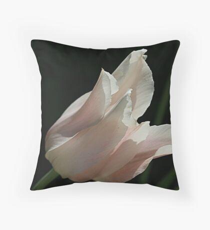 Pink Glow Throw Pillow