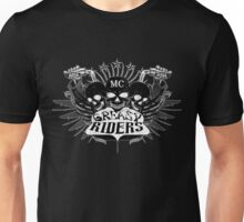 Greasy Riders Motorcycle Club Unisex T-Shirt