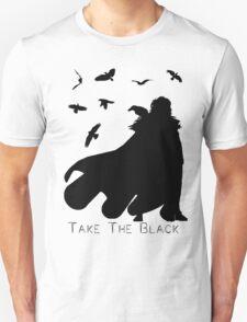 Take The Black T-Shirt
