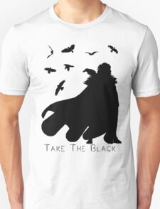 Take The Black T-Shirt