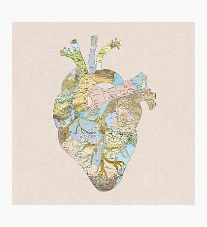 A Traveler's Heart (N.T.) Photographic Print