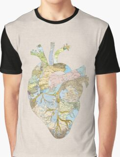 A Traveler's Heart (N.T.) Graphic T-Shirt