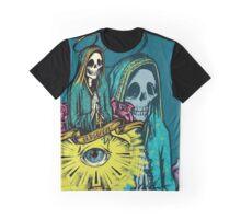 La Santa Muerte III Graphic T-Shirt