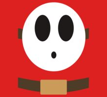 Shy Guy Tee by InsertTitleHere