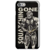 Gone Squatchin Funny iPod / iPhone 4 Case / Samsung Galaxy Cases  iPhone Case/Skin