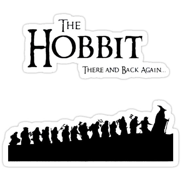 The Hobbit! by alwatkins1