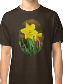 Beautiful Daffodils Classic T-Shirt