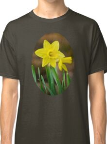 Beautiful Daffodils Classic T-Shirt