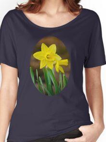 Beautiful Daffodils Women's Relaxed Fit T-Shirt