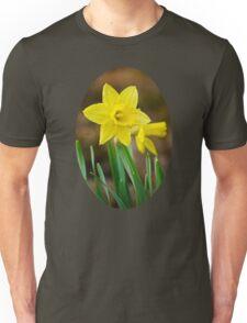 Beautiful Daffodils Unisex T-Shirt