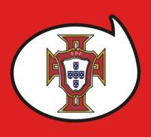 Portugal Soccer / Football Fan Shirt / Sticker by funaticsport
