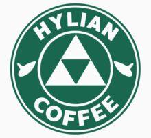 Hylian Coffee by Jake Driscoll