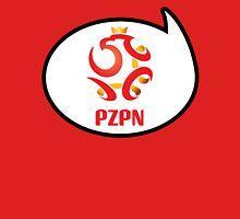 Poland Soccer / Football Fan Shirt / Sticker Womens Fitted T-Shirt
