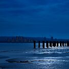 Night Across the Thames by Lea Valley Photographic