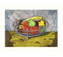 supervalu fruit Art Print