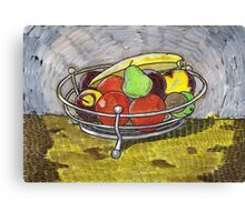 supervalu fruit Canvas Print