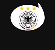 Germany Soccer / Football Fan Shirt / Sticker Womens Fitted T-Shirt