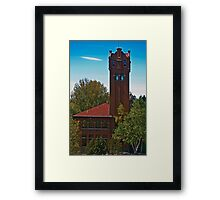 Milwaukee Station Framed Print